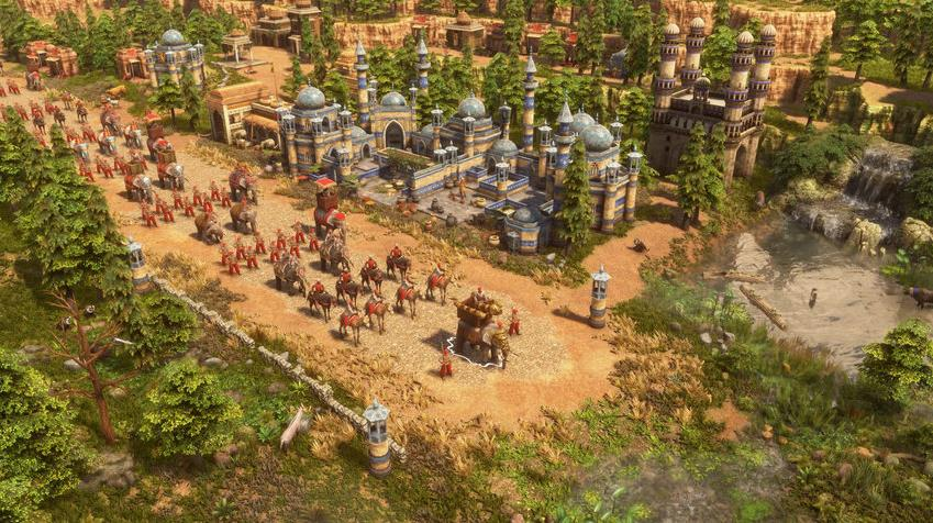 【中文免安装版】帝国时代3:决定版(RTS游戏)【32.77G】